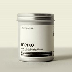 'Meiko' Full-Bodied Luxury Matcha Green Tea Powder 100g