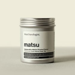 'Matsu' Mellow Roasted Luxury Matcha Green Tea 20g