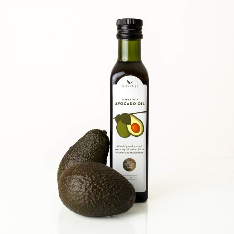 Extra Virgin Hass Avocado Oil Cold Pressed 250ml