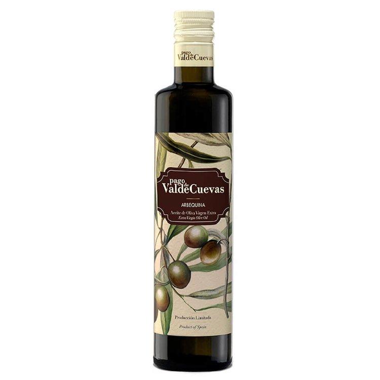 Pago de Valdecuevas Arbequina Spanish Extra Virgin Olive Oil 750ml