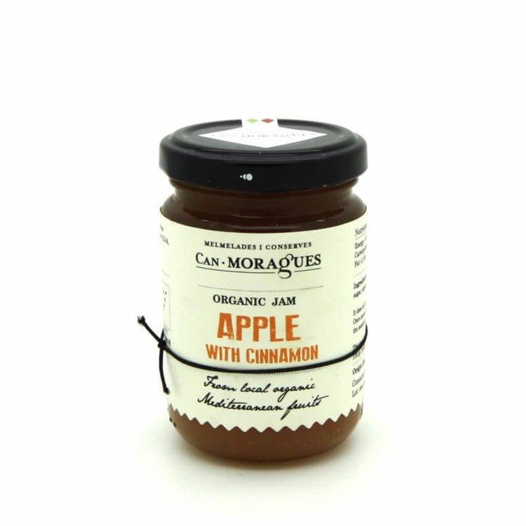 Spanish Apple Jam with Cinnamon 170g (Organic)