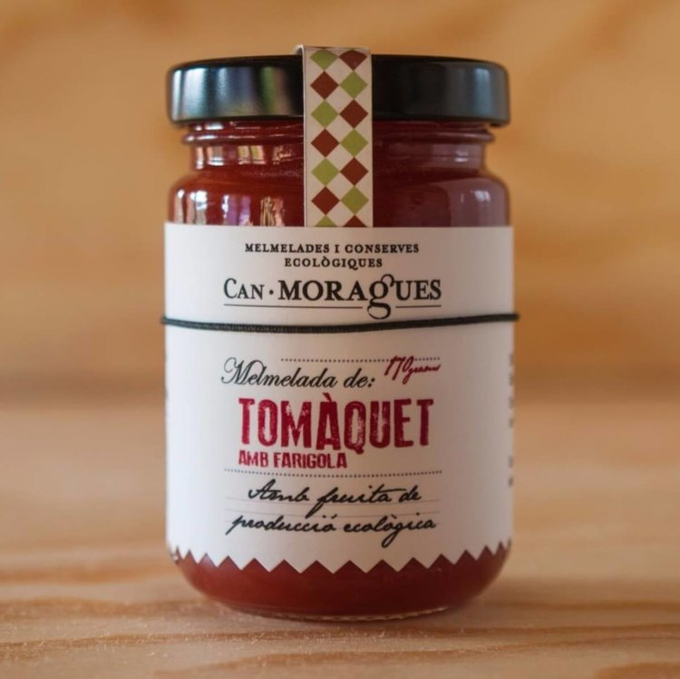 Spanish Tomato Sauce with Thyme 170g (Organic)