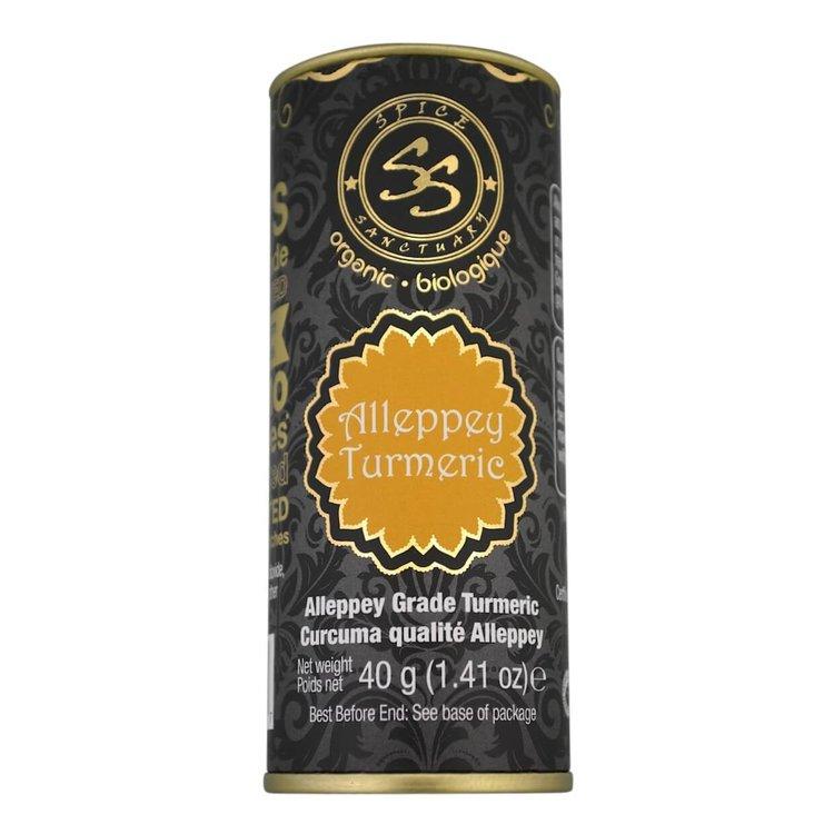 Organic Alleppey Turmeric 40g