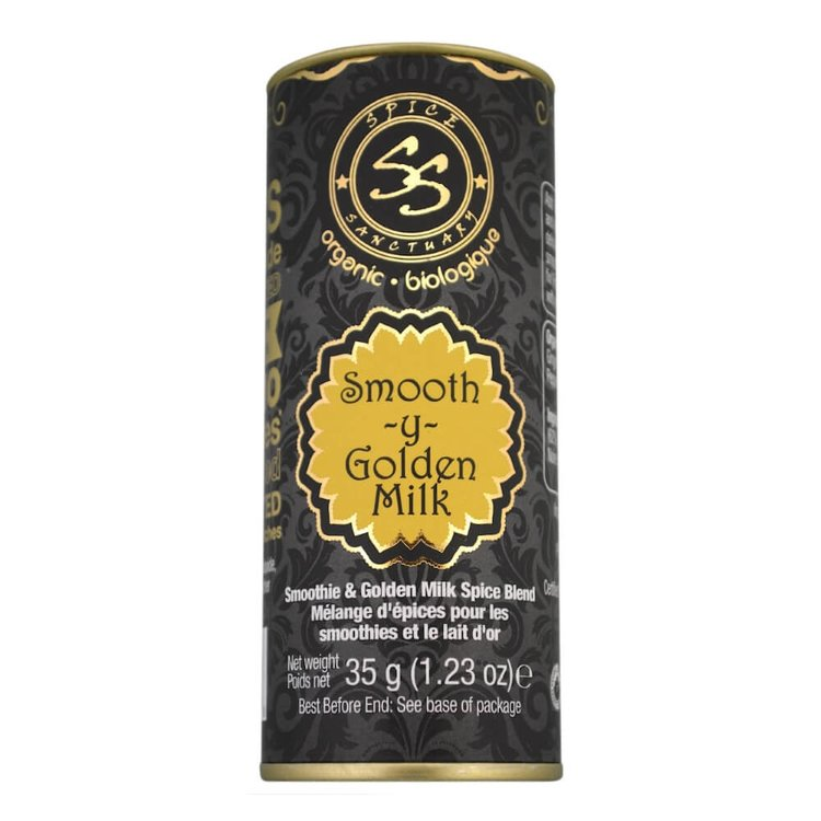 Smoothie & Golden Milk Spice Blend (For Tumeric Latte Drinks) 35g