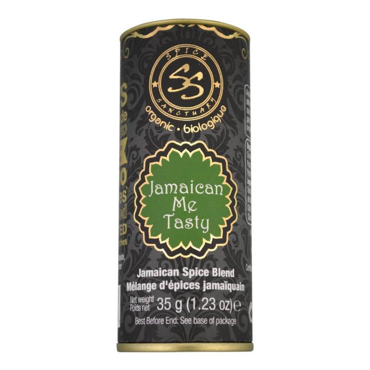 Organic Jerk Spice Blend (Inc. Cinnamon, Garlic & Paprika) 35g