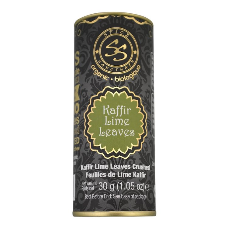 Organic Kaffir Lime Leaves 30g