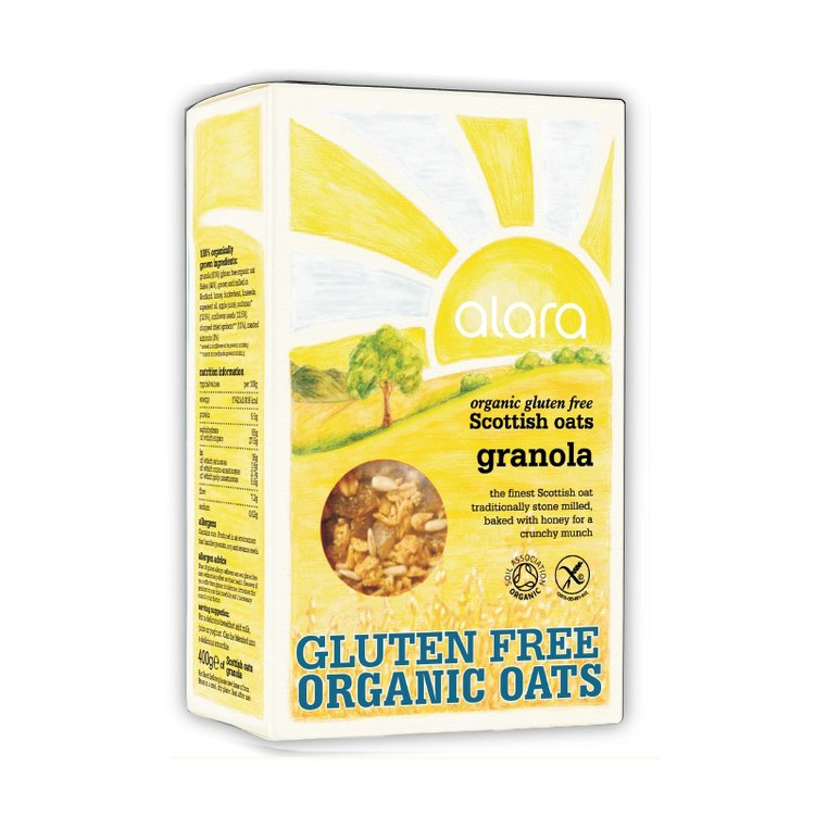 Gluten Free Scottish Granola 400g