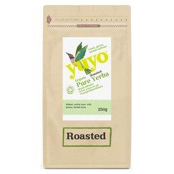 Roasted Loose Leaf Yerba Mate Tea by Yuyo 250g (Organic, Brazilian, Contains Caffeine)