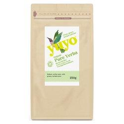 Pure Loose Leaf Yerba Mate Tea by Yuyo 250g (Organic, Brazilian, Contains Caffeine)
