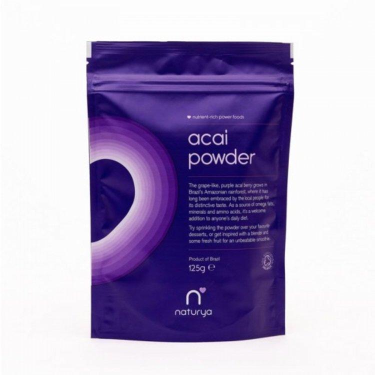 Organic Acai Powder 125g