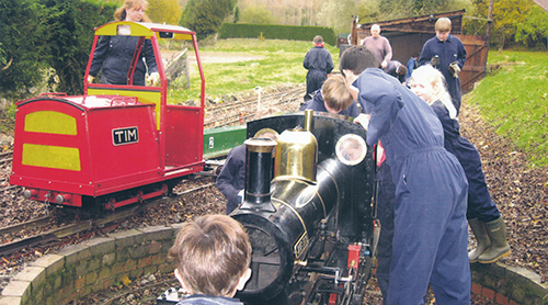 Downs Light Railway