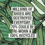 Recycle your shoes for charity