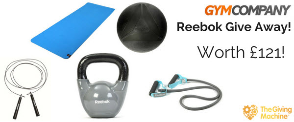 Win Reebok goodies