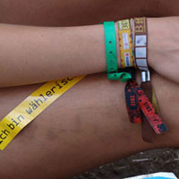 Customised Wristbands