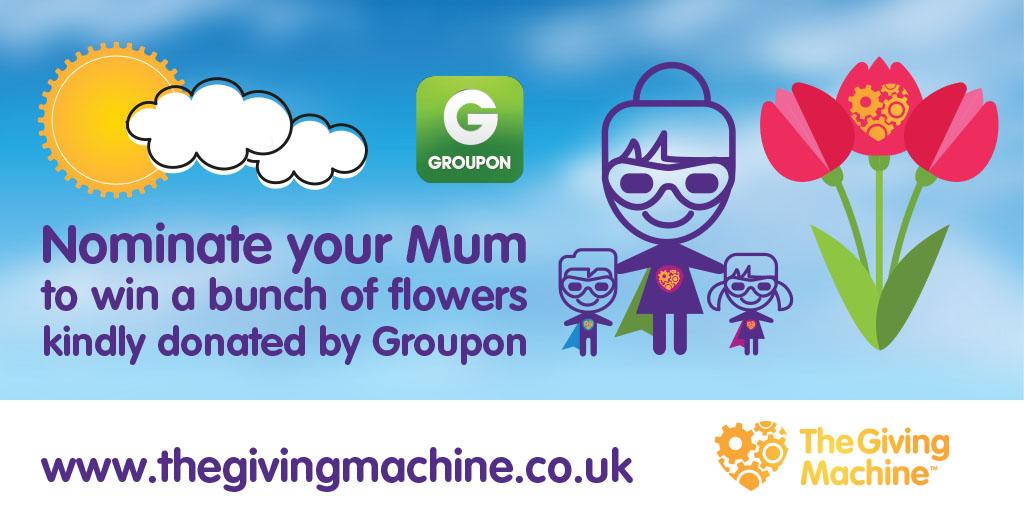 Nominate your Mum