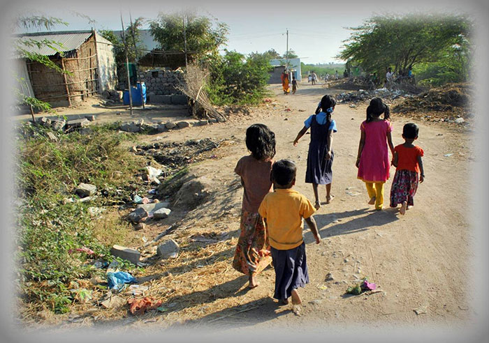 Dalit Children