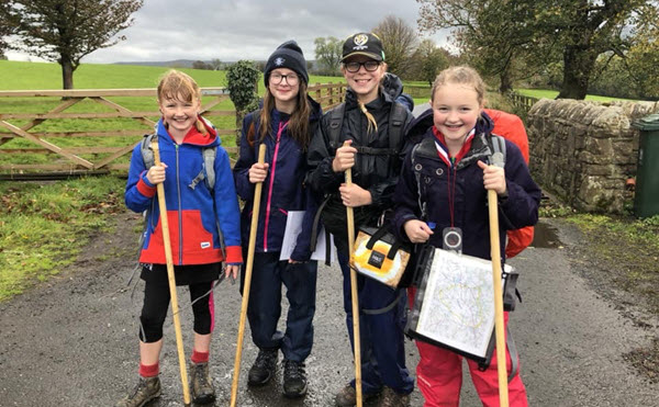 Ribble Valley Girl Guides