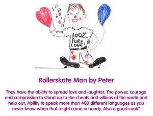 RollerskateMan