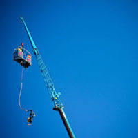 Sponsored Bungee Jumping