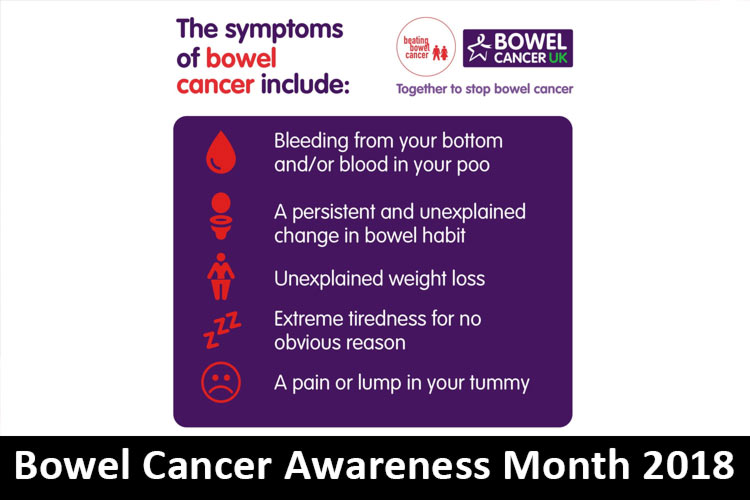 Beating Bowel Cancer Symptoms