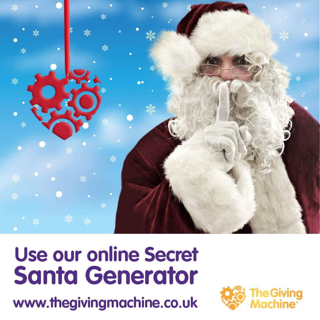 TGM Secret Santa Instagram 1080x1080