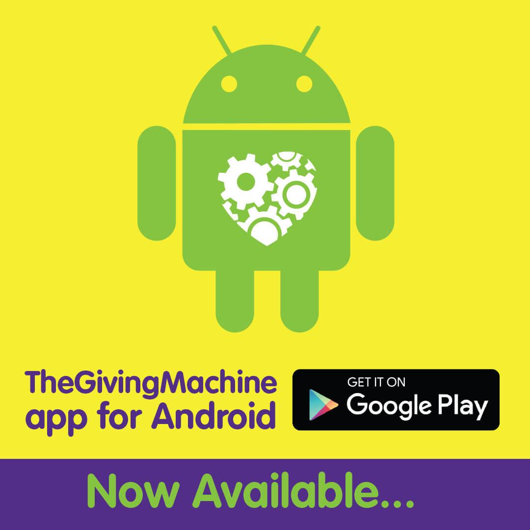 TGM Android App Now Instagram Image 1080x1080