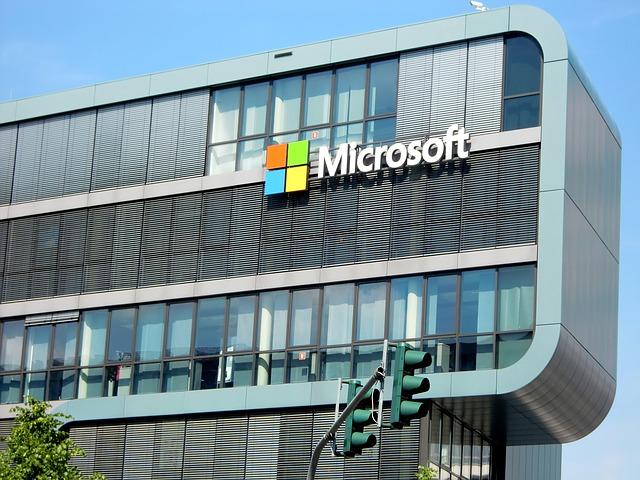 CSR Companies Microsoft