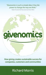 Givenomics book cover