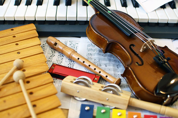 Shrewsbury Music Therapy