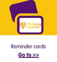 Reminder cards