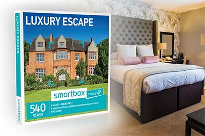 Luxury break smartbox
