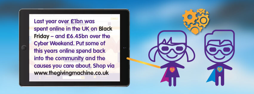 TGM Black Friday £1bn Facebook Cover 851x315