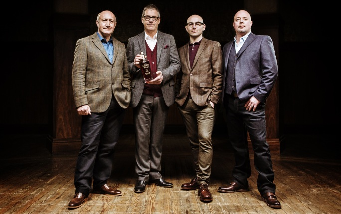 A toast to the men who shaped The Glenlivet's rich history