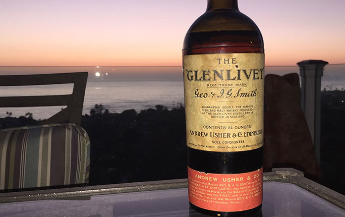 Join archivist Chris Brousseau as we uncover the secrets of a rare and mysterious bottle of The Glenlivet.