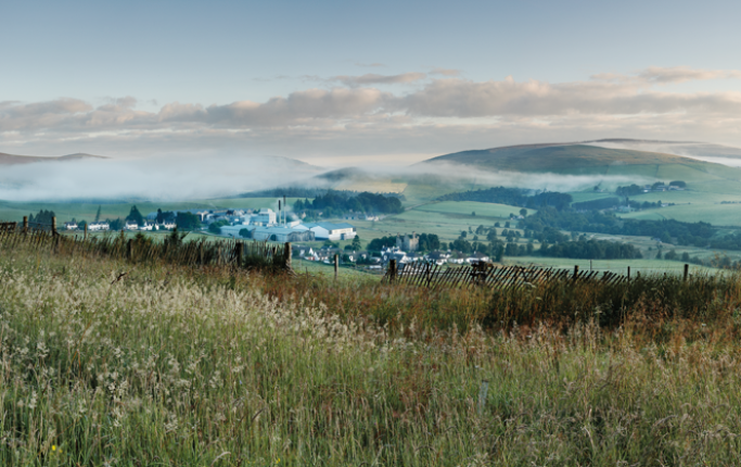Ever wondered why The Glenlivet from Speyside tastes different from whisky from other parts of Scotland?