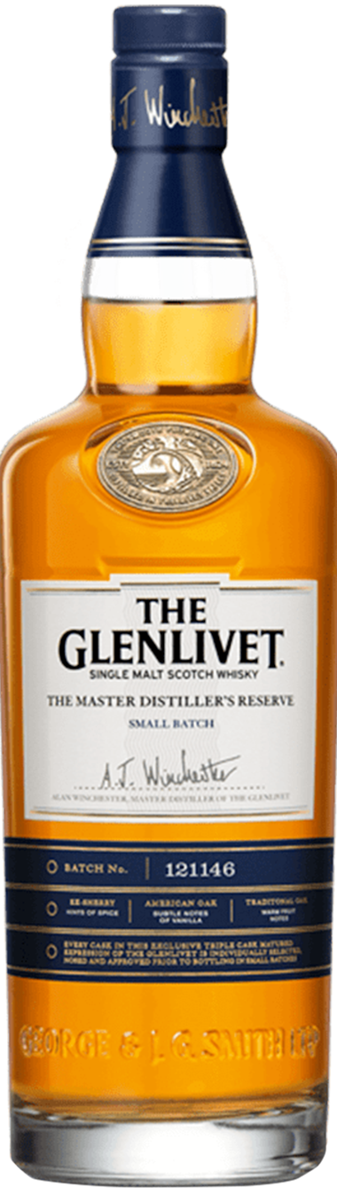 Master Distiller's Reserve Small Batch