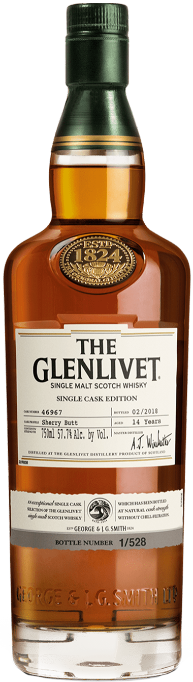 Sherry Butt Cask #46967