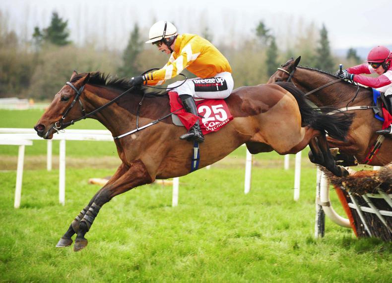 NEWS: O'Brien still undecided on Fakir D'Oudairies festival target