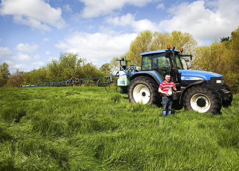 FARM MANAGEMENT: Herbicides in silage and hay swards