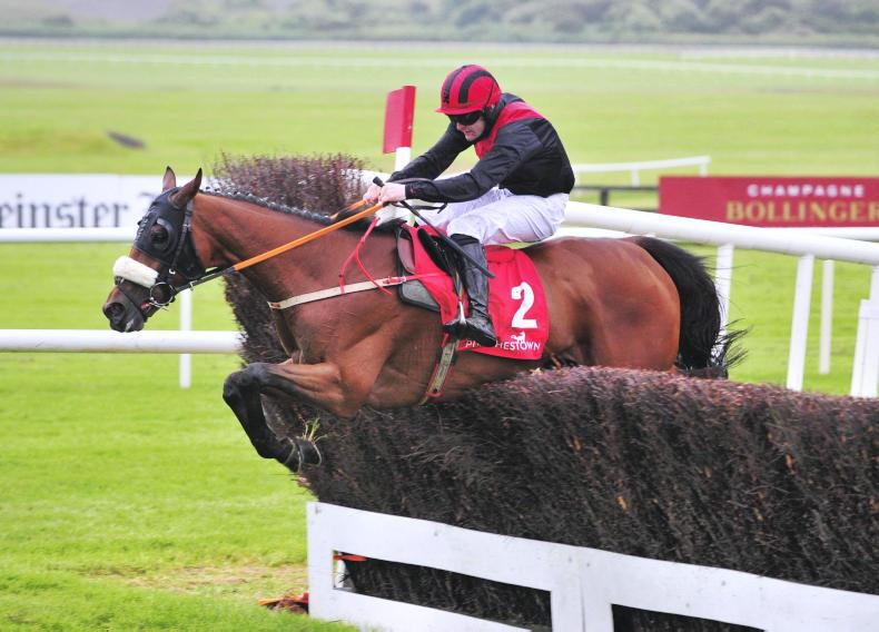 PUNCHESTOWN FRIDAY: Buveur D'Air back to champion best