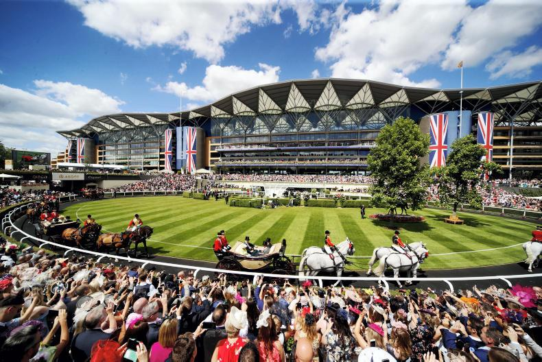 ROYAL ASCOT: All the lastest Friday news and views