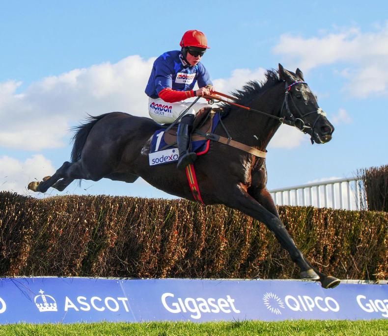 Black Corton and Bryony Frost out to give Paul Nicholls second Galway Plate