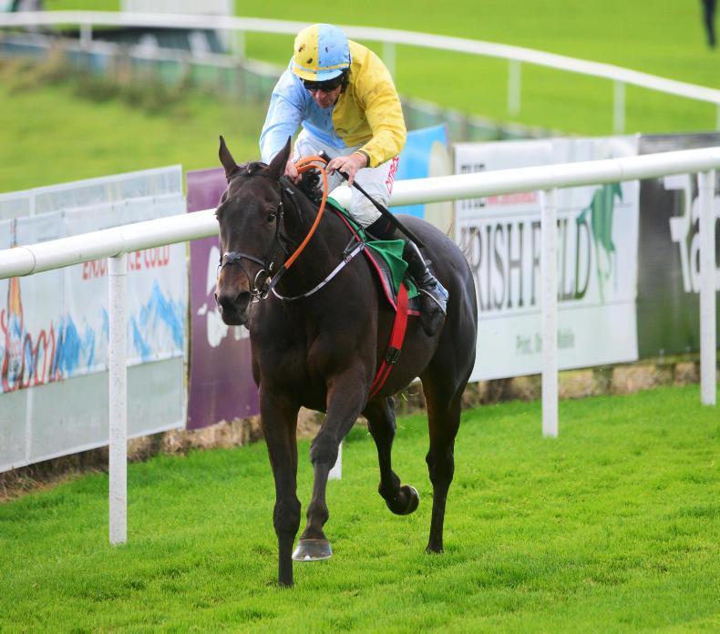 DOWNPATRICK FRIDAY: Russell back in winners enclosure