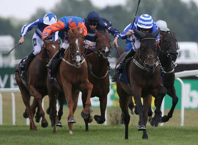 VIDEO: Champion elect Pinatubo extends unbeaten record to six in Dewhurst Stakes