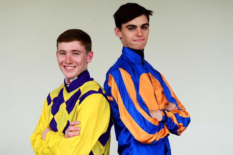 'I'm sure Colin will push me all the way' - Champion jockey race heats up