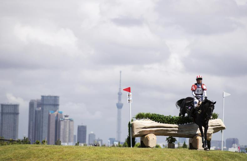Tokyo 2020: Eventing format changes leave plenty to think about