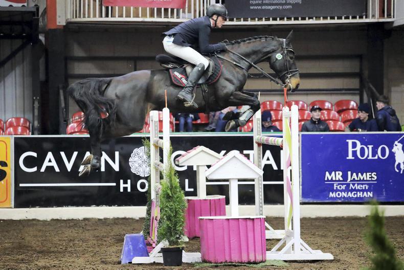 CAVAN INTERNATIONAL SHOW: Carberry back in winner's enclosure - The Irish Field