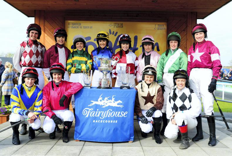 NEWS: New series for female jockeys