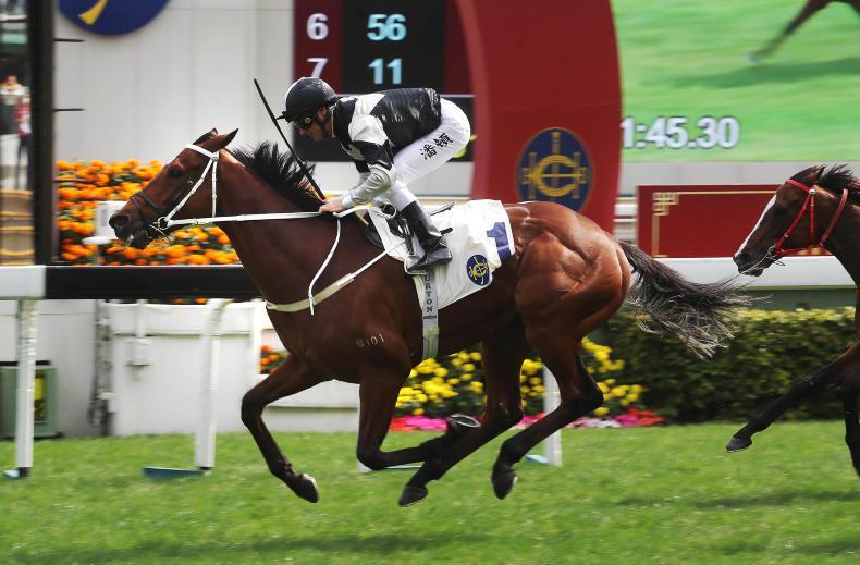 HONG KONG:  Beat The Clock to win clash of the season