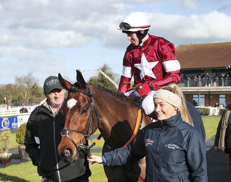 VIDEO: Tiger Roll delights Elliott on his return at Navan